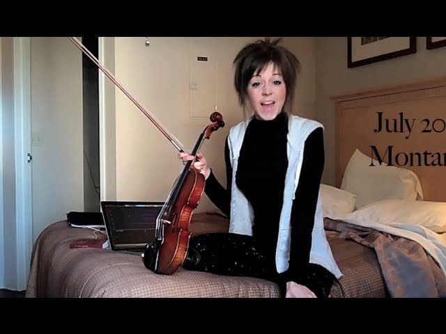 Life on the Road — Lindsey Stirling
