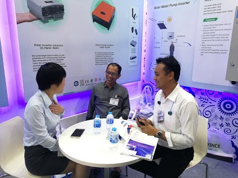 INVT Is Broadcasting Exhibition Show At Assembly&automation Technology 2017