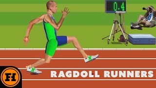 Let's Play - Ragdoll Runners Starring Funhaus