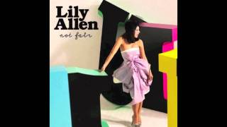 LILY ALLEN - NOT FAIR - OBLIVION REMIX