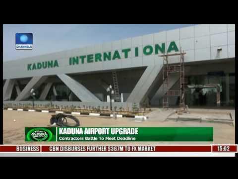 Contractors Battle To Meet Deadline Over Kaduna Airport Upgrade