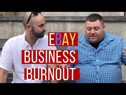 The Truth Behind eBay Business Burnout (And How To Deal With It)