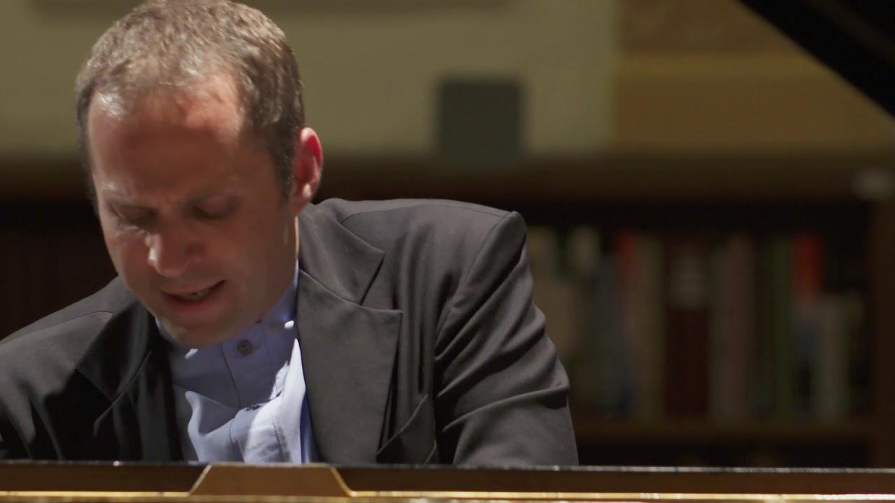 Danijel Detoni plays Franz Schubert - Impromptu in F minor, D. 935, No. 1, Op. posth. 142