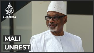 Mali unrest: President announces reforms as protests continue
