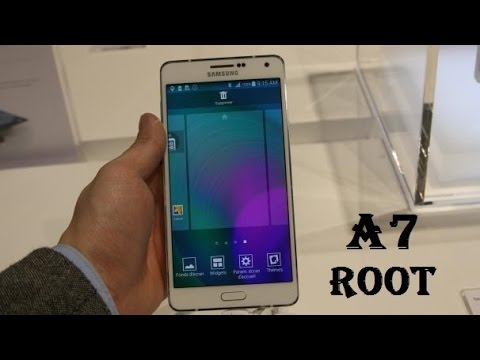 how to root samsung galaxy a7 sm a700 sm a710 easily one. Black Bedroom Furniture Sets. Home Design Ideas