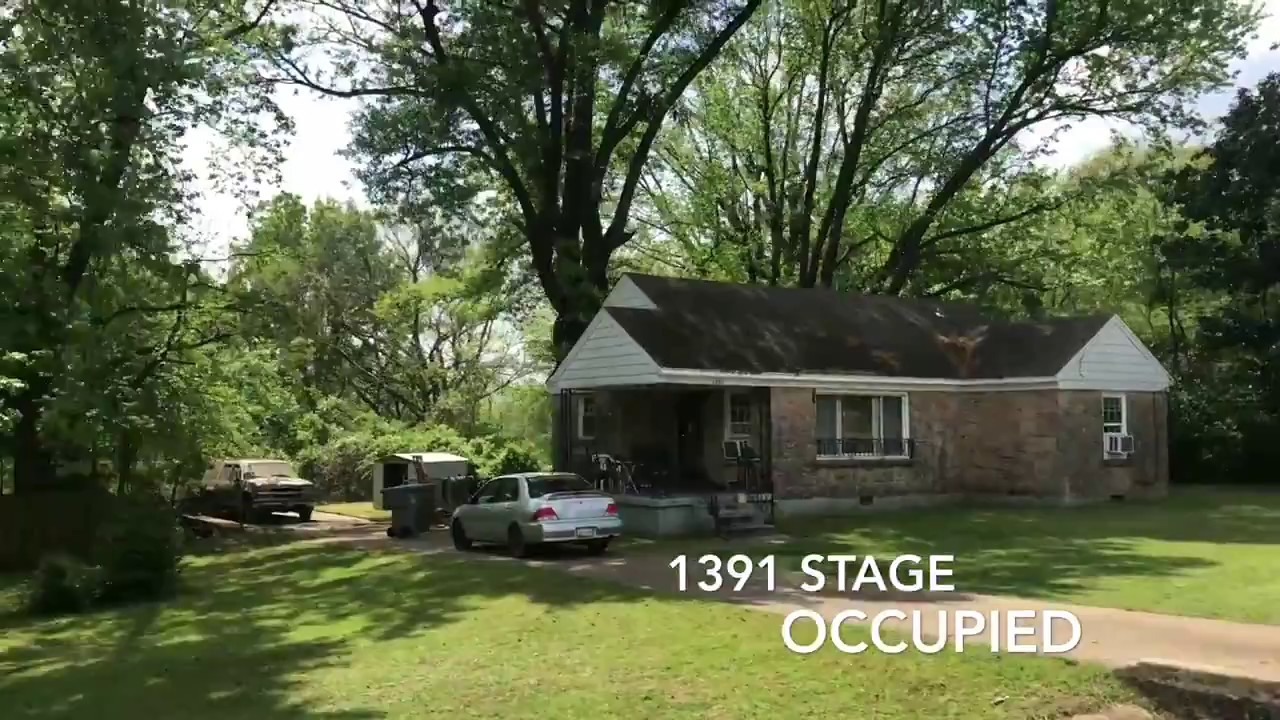 13.51% ROI – Stage Ave, Memphis, TN 38127