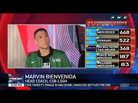 NCAA: Coach, top player open up about La Salle Greenhills