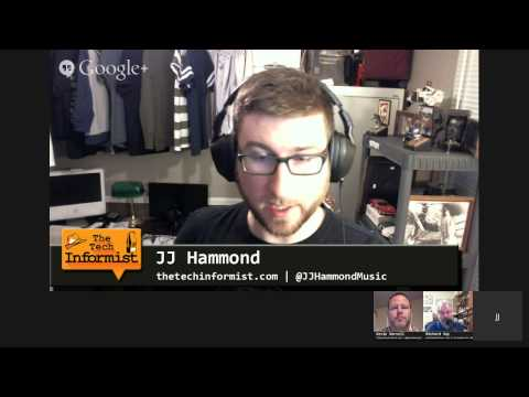 The Tech Informist - Episode 23 - Talking Windows 10 news with Richard Hay of Windows Observer