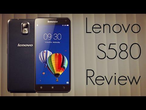 Lenovo S580 Review - PhoneRadar