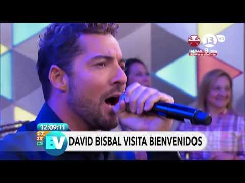 David Bisbal - Diez Mil Maneras | Bienvenidos