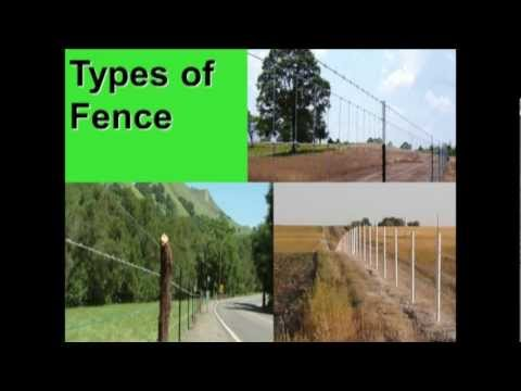 Fencing & Watering Systems