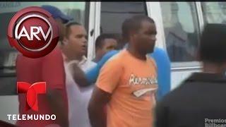 Al Rojo Vivo | Turba de choferes amenaza con quemar autobuses | Telemundo ARV