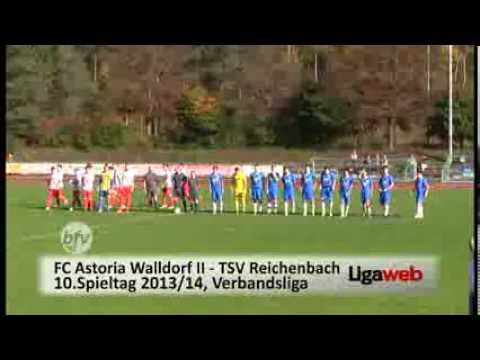 Ligaweb.tv - Trailer FC Astoria Walldorf - TSV 05 Reichenbac