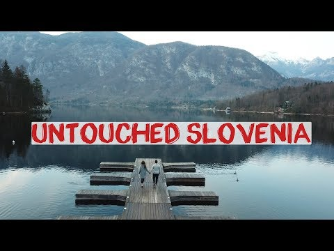Slovenia's Secret Lake | Triglav National Park Lake Bohinj + Lake Bled
