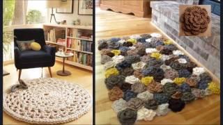 Уютное вязание для дома от журнала Filati 54 (handknitting)