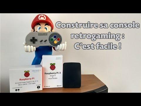 RETROGAMING : COMMENT CONSTRUIRE FACILEMENT SA NES MINI - TUTO