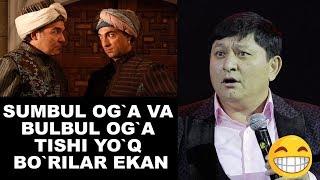 Avaz Oxun - Sumbul og`a va Bulbul og`a tishi yo`q bo`rilar ekan   Yangisi 2019