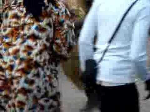 Senegal, Ndepp Ceremony( Mam Koumba Lamba Coumpound)