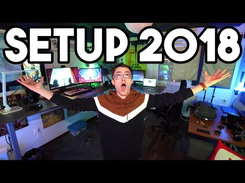 SETUP 2018 - Guillaume Slash