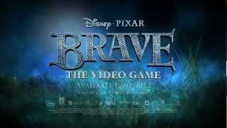 brave The Video Game Trailer