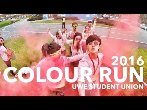 Colour Run 2016 - UWE Student Union