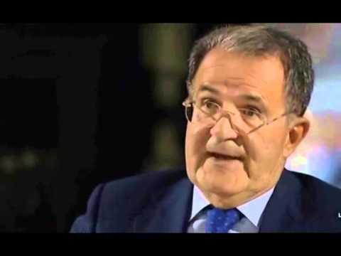 """Romano Prodi: """"Abbiamo svalutato la lira del 600%"""""""