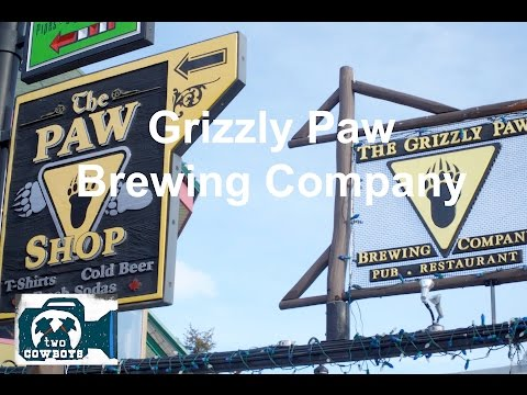 Two Cowboys: This is a community's beer: Grizzly Paw Brewing Company