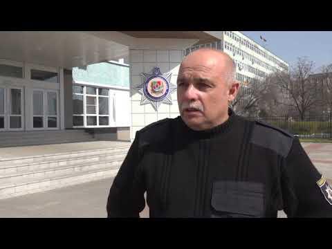 В ГУНП Луганщини провели дезінфекцію приміщень