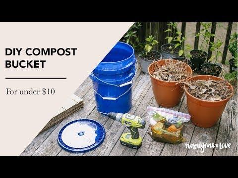 DIY Compost Bucket