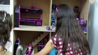 Video Festa do pijama das Monster High download MP3, 3GP, MP4, WEBM, AVI, FLV Desember 2017