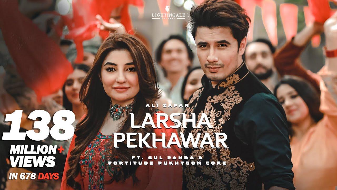 Download Larsha Pekhawar | Ali Zafar ft. Gul Panra & Fortitude Pukhtoon Core | Pashto Song