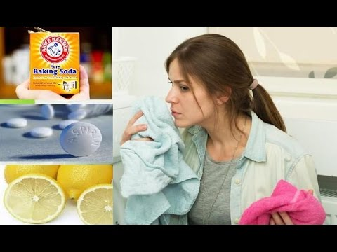 Easy Way to Make Your Clothes Pure White and Fresh Smelling After Washing