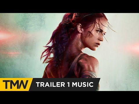 Tomb Raider - Trailer Music | Really Slow Motion & Epic North - Scimitar