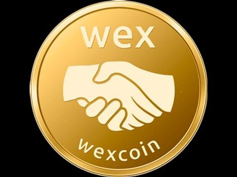 WEXCOIN перевод с онлайн счета на основной от Ольги Ильиной