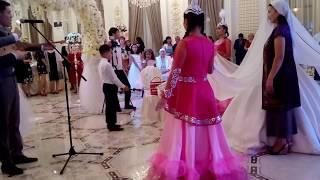 Тренды-2017 казахской свадьбы. Актобе. 1. Беташар. Регистрация. #Talgat&Dinara