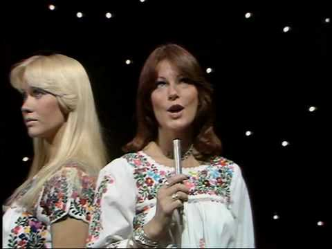 ABBA  Fernando Top Of The Pops 1976
