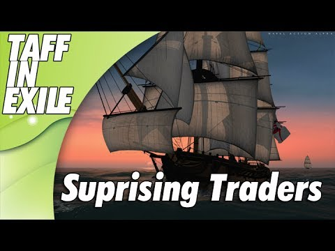 Naval Action | Early Access | Surprising the Trade Lanes