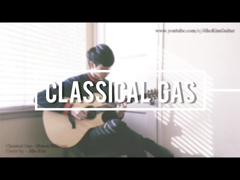 (Mason Williams) Classical Gas - Jiho Kim [Arranged By - Tommy Emmanuel] [Fingerstyle Guitar]