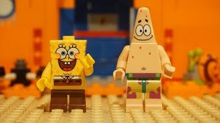 LEGO SPONGEBOB SPECIAL ANNOUNCEMENT!