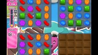 Candy Crush Saga Level 131 No booster clear (캔디 크러쉬 사가 131 레벨 공략)