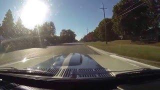 65 Mustang GT350 Side Exhaust II