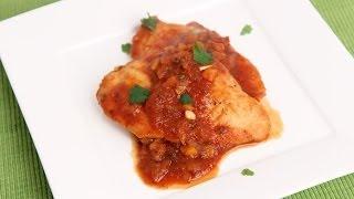 Salsa Chicken Recipe - Laura Vitale - Laura In The Kitchen Episode 709