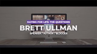 Promotional Trailer for dating.for.life: the questions by Brett Ullman