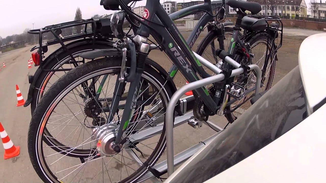 Welcher Fahrradträger Ist Der Richtige Motortipps Ch