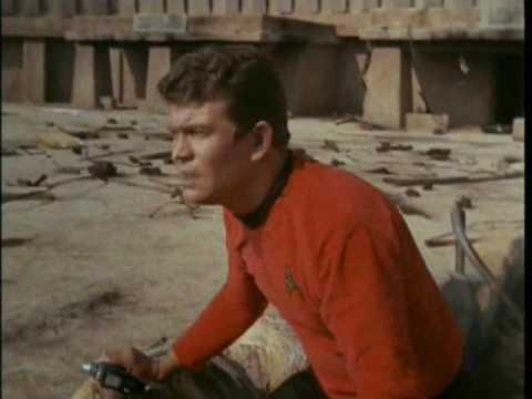 Star Trek - Bein' Red - Filk Song