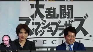 Brood (Richter) vs. Konbu (Roy) - Grand Finals - Nintendo Live 11.4.2018 (With M2K Commentary)