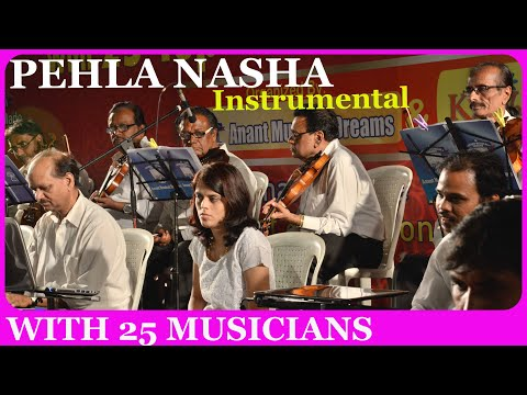 Rejuvenating Melodies Of 90's - Pehla Nasha Instrumental