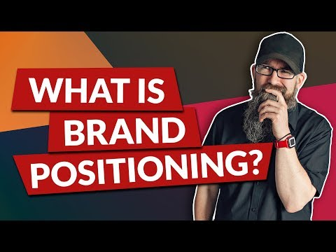 What is brand positioning?