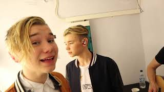 Marcus & Martinus - Vlog from Greece 2018!