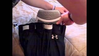 Football 101 - How to Pad Up Football Pants
